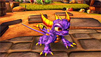 Spyro Flies Again