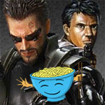Lautering Bytes Podcast - Ep. 17: More Deus Ex, Noodles, Sake, and Snatcher?