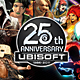 Ubisoft celebrates 25th anniversary with 50%-off sale through Xbox LIVE Arcade