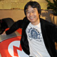 Photos: Shigeru Miyamoto, who's not retiring after all, takes Mario Kart vehicle for a spin