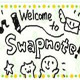 Surprise! Nintendo releases Swapnote application for Nintendo 3DS and it's tons of fun!