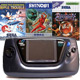 SEGA to bring Game Gear titles to 3DS Virtual Console starting next month