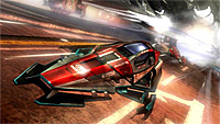 Futuristic Racing for your PlayStation Vita