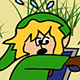 Games & Memes Comics: The Legend of Zelda… Link's Major Rupee Harvest