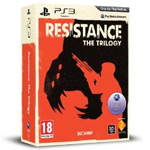 Resistance Trilogy listed on Amazon France; set to release on May 16 in Europe