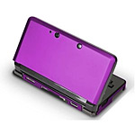 Nintendo announces the new Midnight Purple 3DS