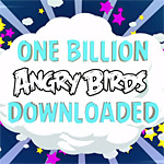 Angry Birds reaches 1 billion downloads