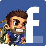 Barry Steakfries heads to Facebook; Jetpack Joyride now in public beta