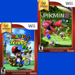 Nintendo Selects expands in North America to include Pikmin 2 and Mario Power Tennis