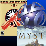 Myst and Red Faction II are on PS3 thanks to PSN release
