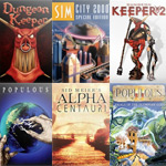 Classic EA strategy titles 50% off this weekend on GOG