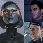 EDI, Kaidan, and Admiral Hackett are making a return in Mass Effect 3's 'Extended Cut' DLC