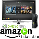 Amazon Instant Video comes to Xbox 360