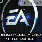 E3 2012: Electronic Arts Press Conference Highlights, Images, and Videos