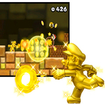 New Super Mario Bros 2 Features Coin Rush and Campaign Co Op
