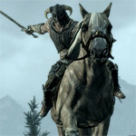 Update 1.6 brings mounted combat to The Elder Scrolls V: Skyrim