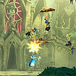 Rayman Legends is a Wii U launch title, but perhaps not a Nintendo exclusive