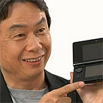 Nintendo is content with the 3DS; is already on to its next handheld, says Miyamoto