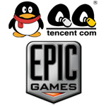 China's Tencent Holdings acquires minority stake in Epic Games