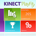 Kinect PlayFit fitness dashboard launches today in the U.S., hits other regions next week