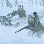 Relic details Essence Engine 3.0 and ColdTech system in Company of Heroes 2; new screenshots inside