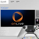 OUYA announces partnership with OnLive