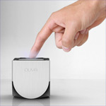 OUYA console is surprisingly compact; will feature XBMC open source media player