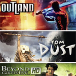 Beyond Good & Evil HD, From Dust, and Outland to be re-released in retail collection next month
