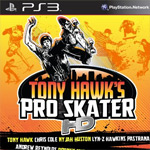 Tony Hawk's Pro Skater HD dated for PS3