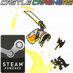 Castle Crashers is headed to Steam