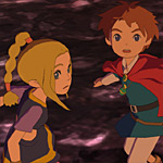 Ni No Kuni: Wrath of the White Witch impresses with a stunning new Gamescom trailer and screenshots