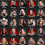 THQ releases complete WWE '13 roster of playable wrestlers; trailer inside
