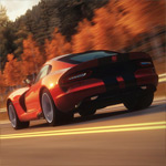 New Forza Horizon screenshots sparkle in the Rocky Mountains