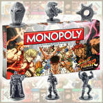 Real Estate Shoryuken! Monopoly: Street Fighter Collector's Edition available soon