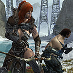 Guild Wars 2 is heading to Mac