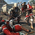 Assassin's Creed III breaks Ubisoft's pre-order record