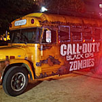 Call of Duty: Black Ops II Presentation in Madrid, Spain - Event Highlights