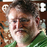 Valve's Gabe Newell is this year's AIAS Hall of Fame inductee and 2013 DICE Summit keynote speaker