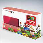 Black Friday approaches; Nintendo to release Flame Red 3DS / Super Mario 3D Land bundle in North America