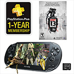 PS Vita + PS Plus bundle coming next week to North America