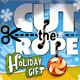 Free Cut the Rope: Holiday Gift Coming to App Store Soon