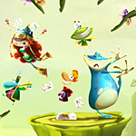 Rayman Legends set for February 2013; eShop demo coming next week