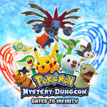 Pokémon Mystery Dungeon: Gates to Infinity for 3DS release date set
