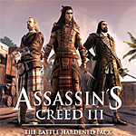 Assassin's Creed III's 'The Battle Hardened Pack' DLC releases today; details inside