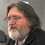 Gabe Newell discusses the Steam Box