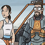 Funny Portal / Half Life Video - Portal: How It Should Have Ended
