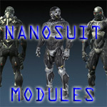 Crysis 3 Nanosuit Upgrade Modules and Packages Guide