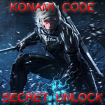 Metal Gear Rising: Revengeance Konami Code Secret Cheat