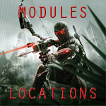 Crysis 3 Nanosuit Upgrade Modules Locations Guide