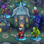Firaxis Games announces iOS horror-strategy title Haunted Hollow